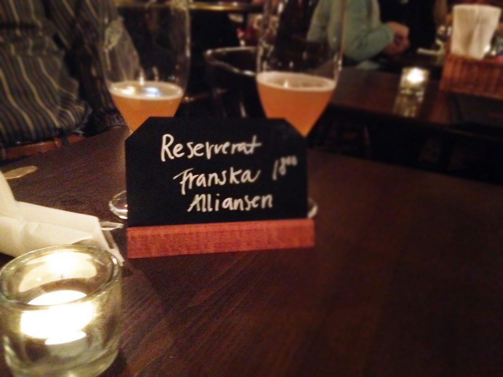 AFÖ bishop pub