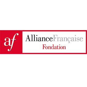 Logo Fondation Alliance française partenaire Alliance Française d'Örebro