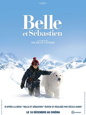 Affiche du film Belle et Sebastien