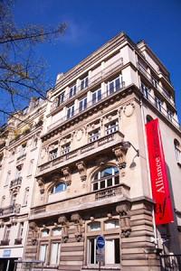 Bâtiment Fondation Alliance française, Paris