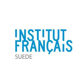 Logotyp av Franska Insitutet i Sverige som har en partnerskap med Alliance française i Örebro