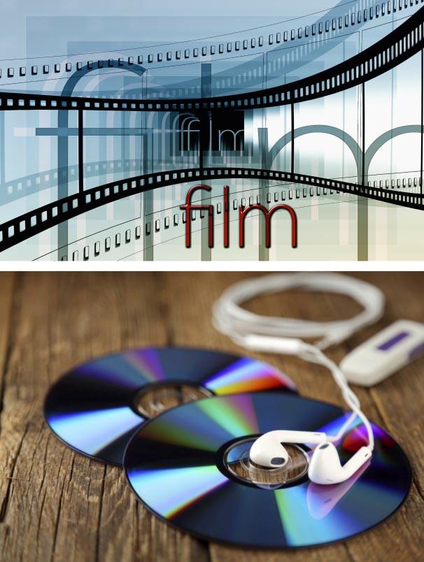 Visuel cercle film musik