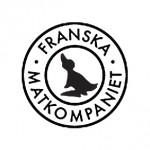 Logotyp av Franska Matkompaniet, som hjälper Alliance Française i Örebro med sin evenemanger