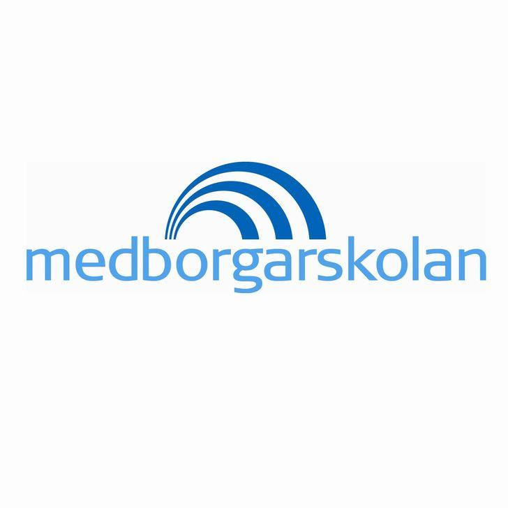 Logo de Medborgarskolan, partenaire AFÖ
