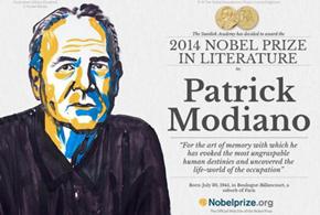 en kväll av Alliance française i örebro om den franska författaren Patrick Modiano