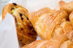 croissant, goûter, France