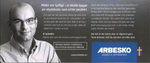 arbesko reclame