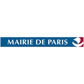 Logo de la Mairie de Paris partenariat Alliance Française d'Örebro