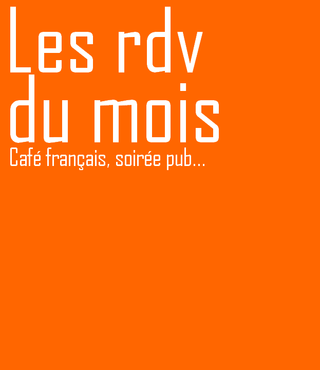 café français